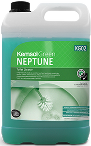 "Kemsol ""Green"" Neptune Toilet Cleaner"
