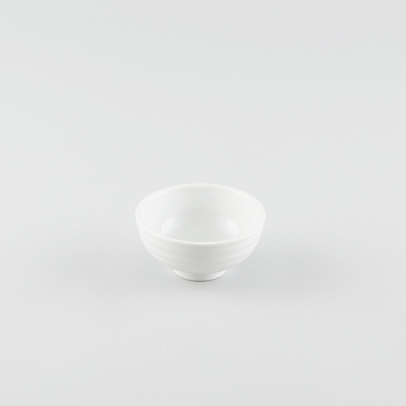 S-M Size Rice Bowl - White