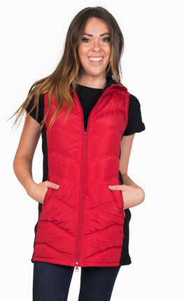 Happily Hooded Vest