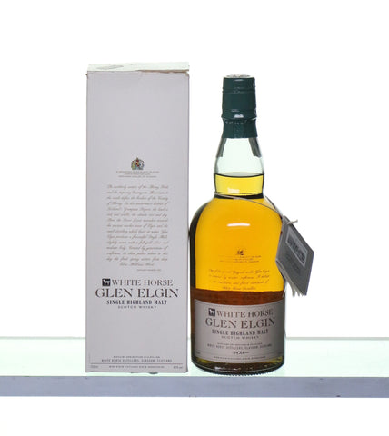 Glen Elgin by White Horse for Japanese Release