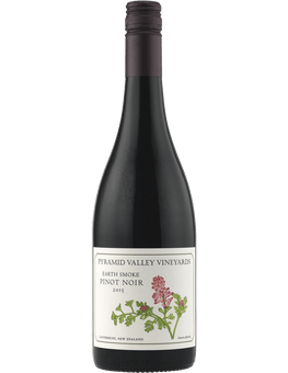 2015 Pyramid Valley Earth Smoke Pinot Noir