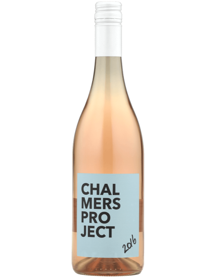 2016 Chalmers Project Refosco Rosato