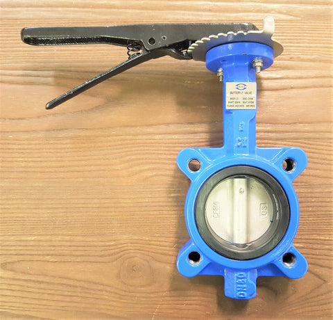 "Stattin Stainless 80NB (3"") Lugged Butterfly Valves"