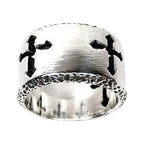 cross band ring