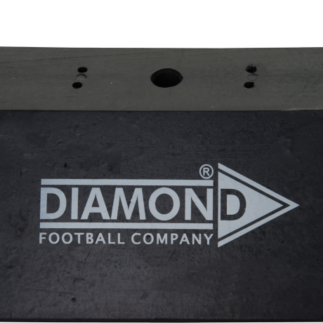Diamond Mannequin Base - Rubber