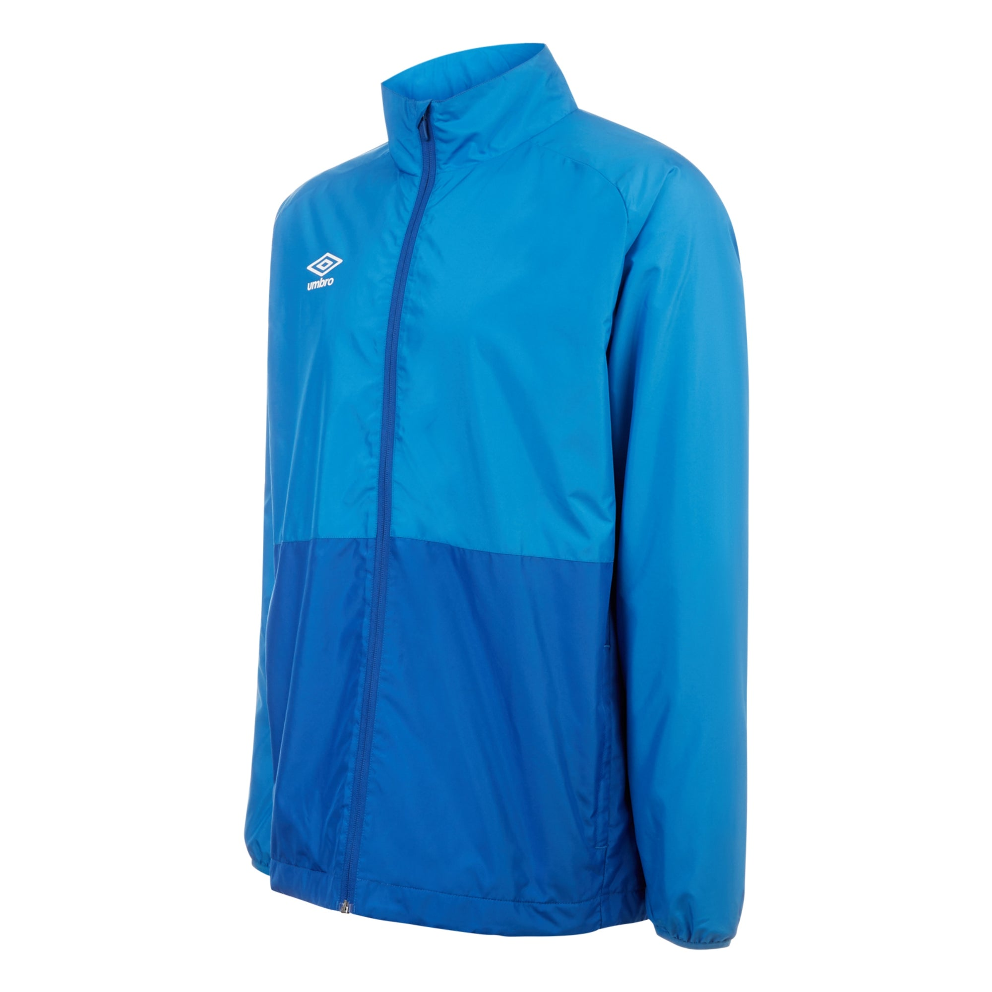 Umbro Training Shower Jacket - French Blue/Royal