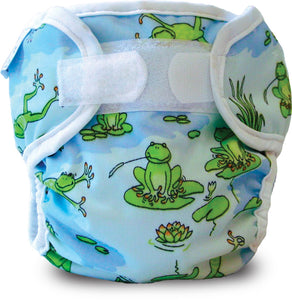 Bummis Super Whisper Wrap Froggy Pond