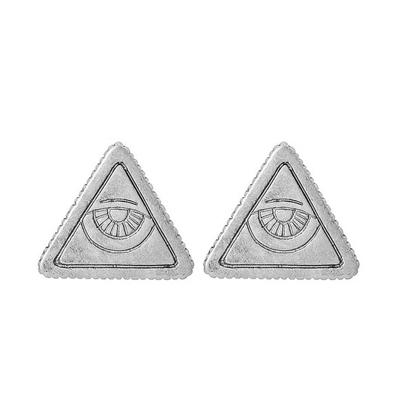 Boho Triangle Stud Earrings