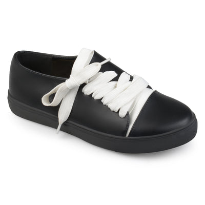 Brinley Co. Womens Low Top Sneaker