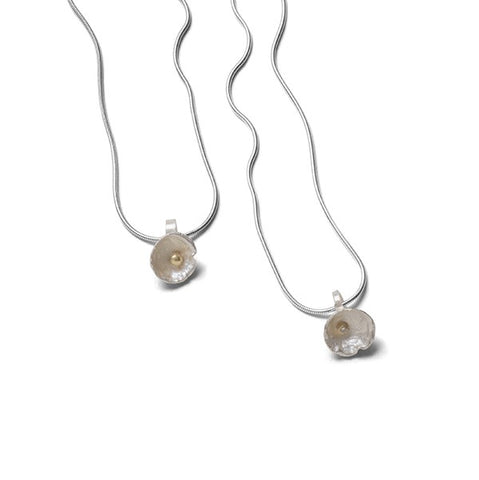 Sterling Silver Comets Earrings by Kelim Jewelry
