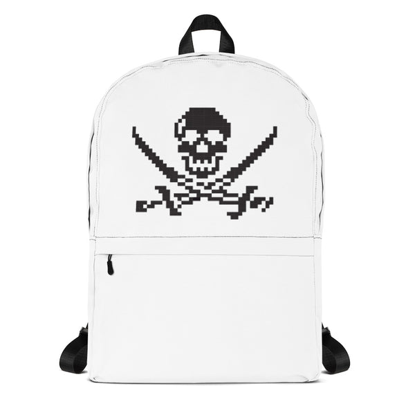 Pirates Pixel Backpack