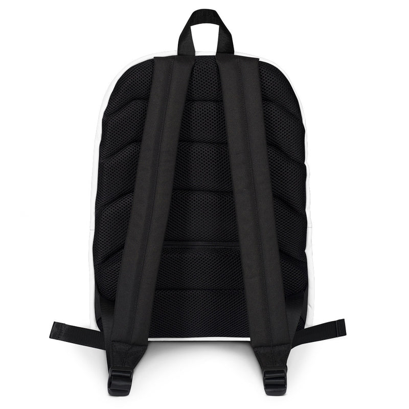 Product Barcode Backpack