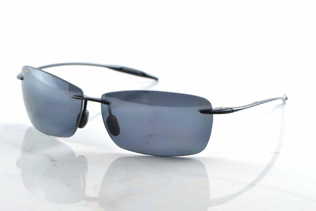 Maui Jim LIGHTHOUSE 423-02 NOIR BRILLANT