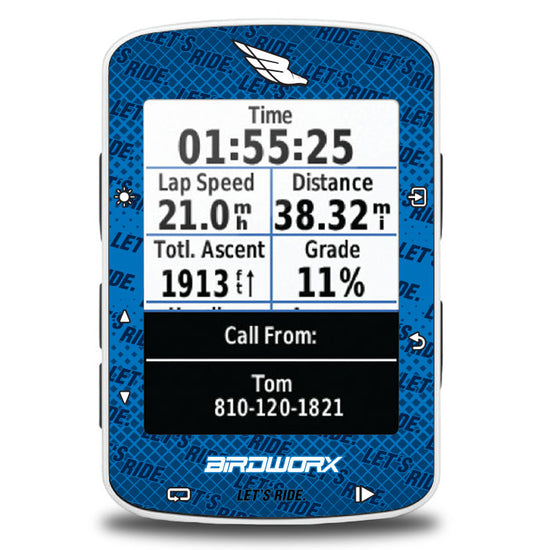 GARMIN EDGE 520 Design 2