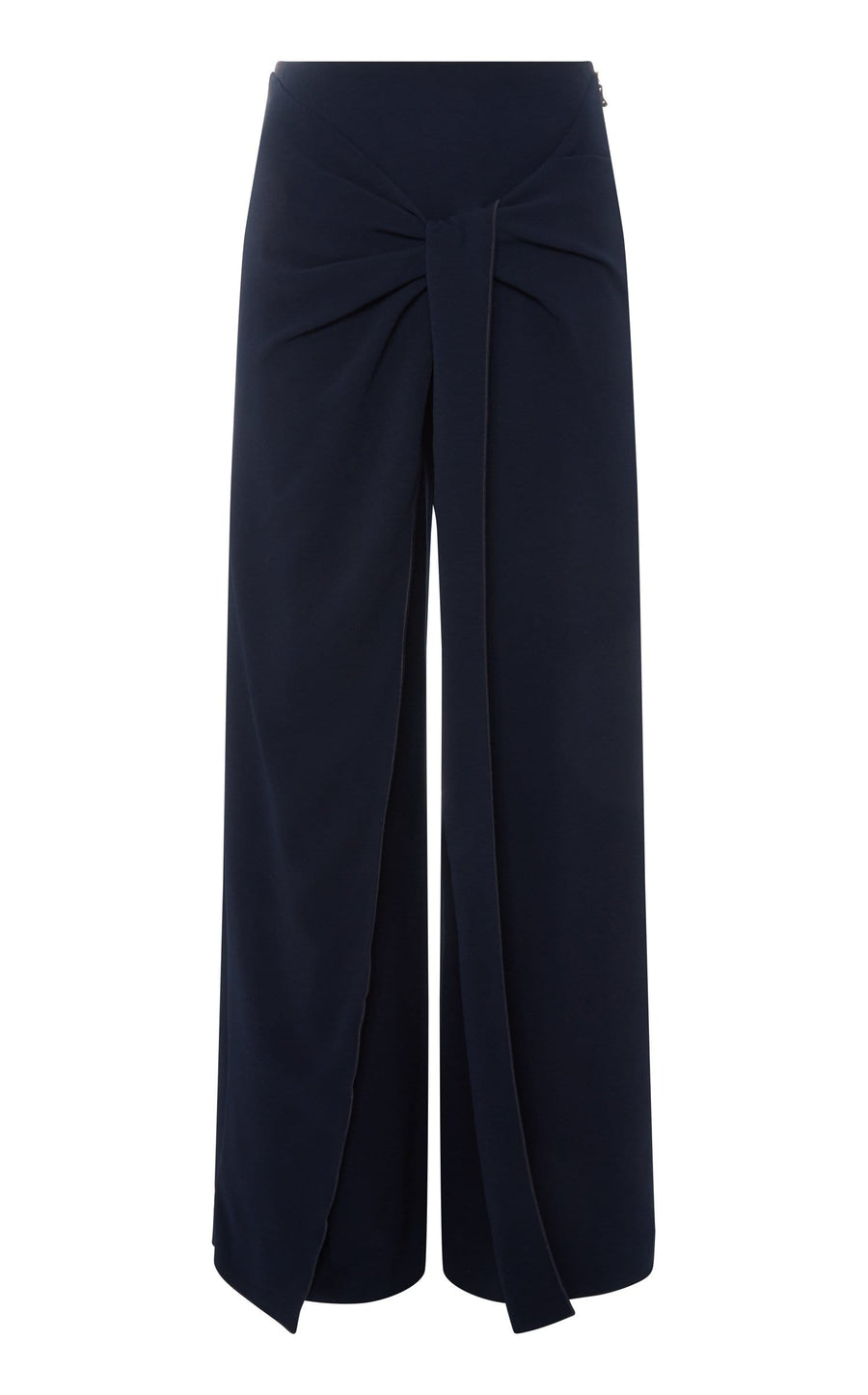 Fenwick Trouser In Navy from Roland Mouret