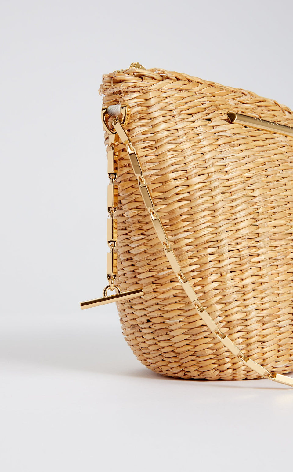 Bardsea Bag In Natural/Multi from Roland Mouret
