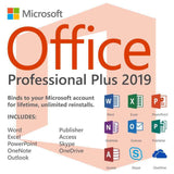 Office 2019 Pro Plus - Instant-licence