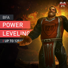 Power Leveling Boost - MMonster