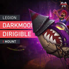 Darkmoon Dirigible - MMonster