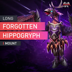 Long-Forgotten Hippogryph - MMonster