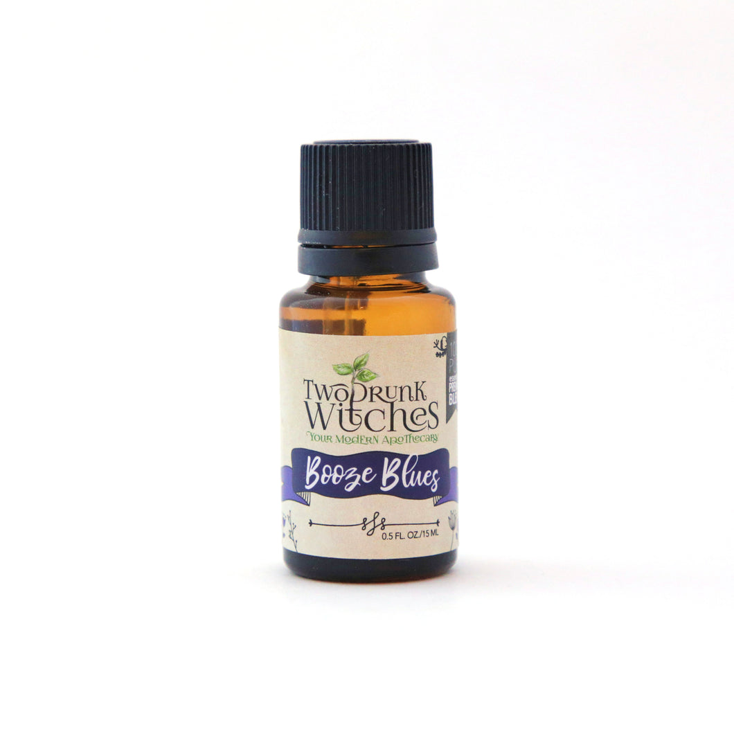 Booze Blues 100% Pure Essential Oil Blend (.5 fl. oz./15 mL)