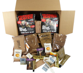 Army Ration Packs 4 x 24 Hour Packs, Army Ration Packs 4 x 24 Hour Packs
