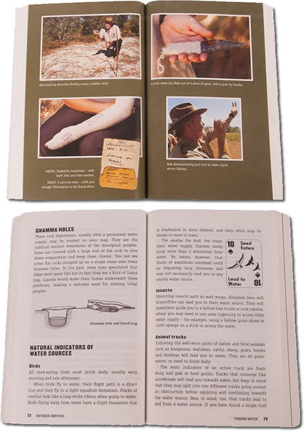 "Bob Cooper Survival Book ""Outback Survival"" by Bob Cooper, Bob Cooper Survival Book ""Outback Survival"" by Bob Cooper"