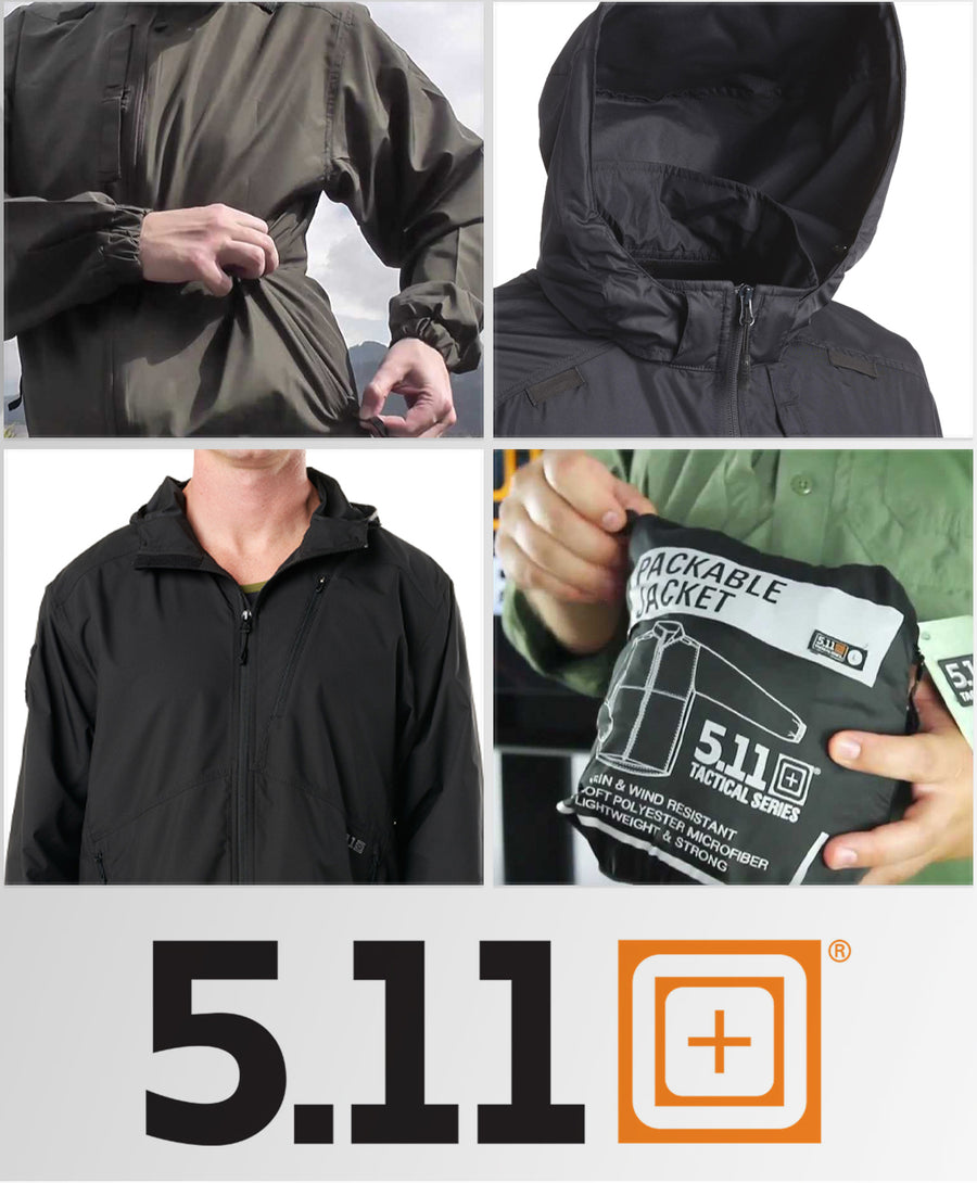 5.11 Packable Jacket, 5.11 Packable Jacket