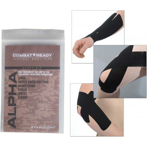 COMBAT READY TACTICAL BODY TAPE, COMBAT READY TACTICAL BODY TAPE