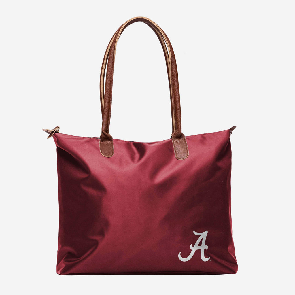 Alabama Crimson Tide Bold Color Tote Bag FOCO - FOCO.com