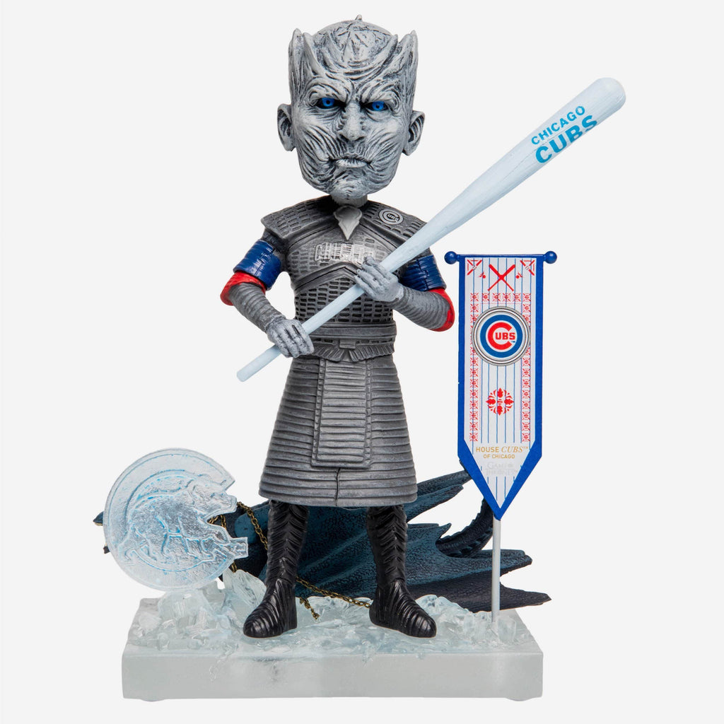 Chicago Cubs Game Of Thrones Night King Bobblehead FOCO - FOCO.com
