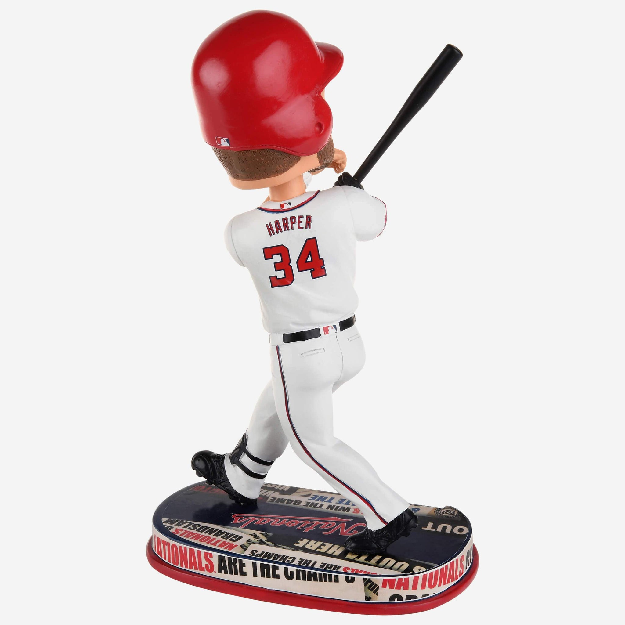 Bryce Harper Washington Nationals Headline Bobblehead FOCO - FOCO.com