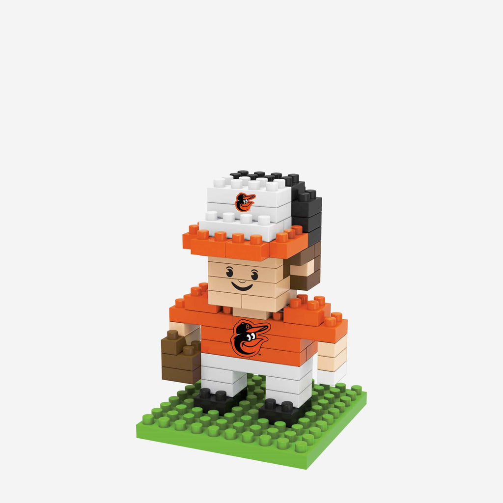 Baltimore Orioles BRXLZ Mini Player FOCO - FOCO.com