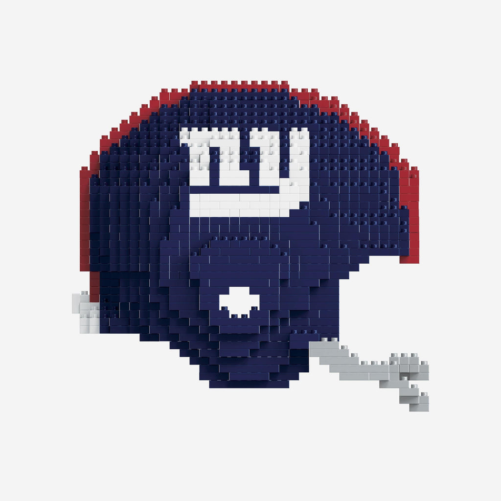 New York Giants BRXLZ Helmet FOCO - FOCO.com