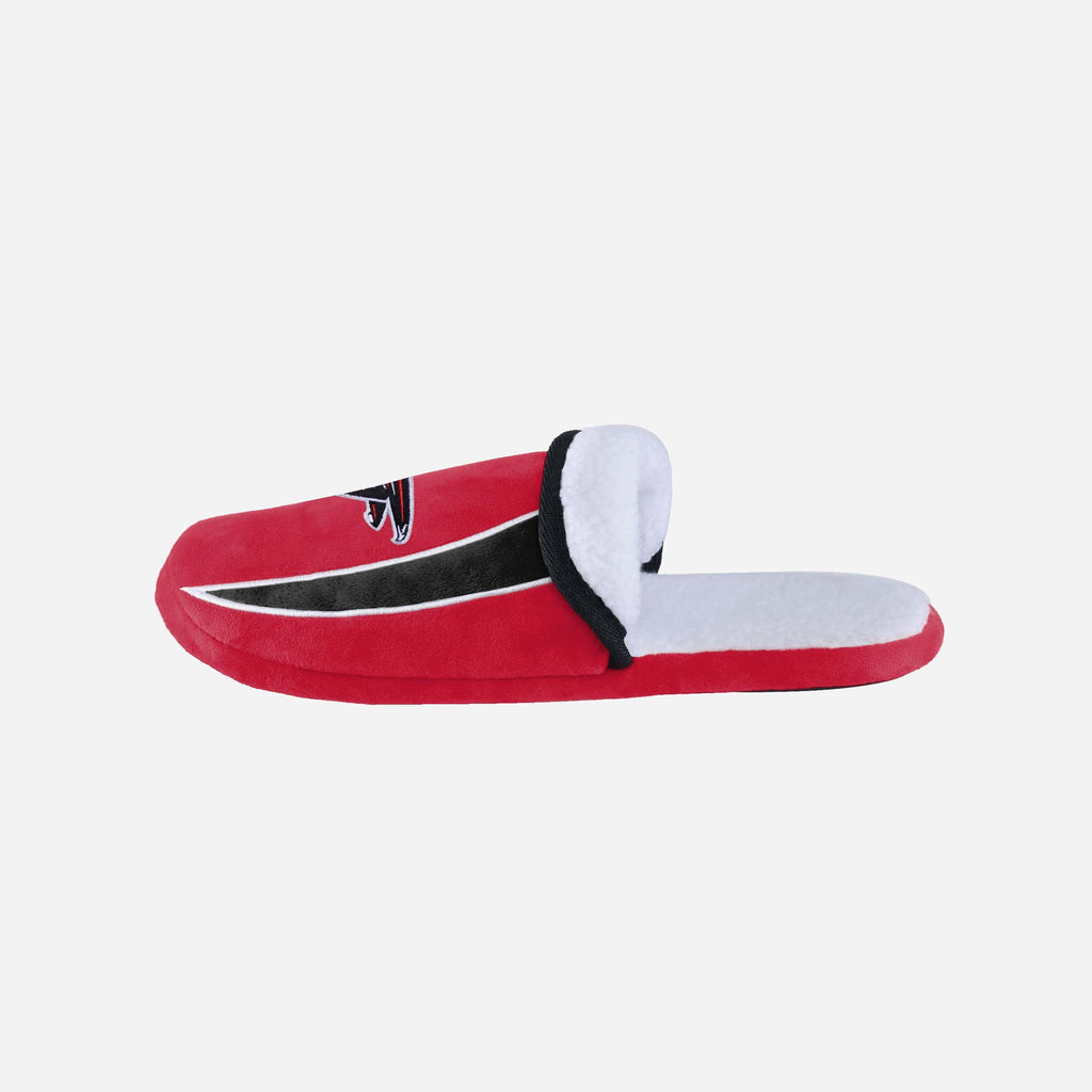 Atlanta Falcons Sherpa Slide Slipper FOCO - FOCO.com