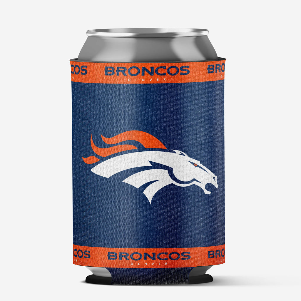 Denver Broncos Insulated Can Holder FOCO - FOCO.com