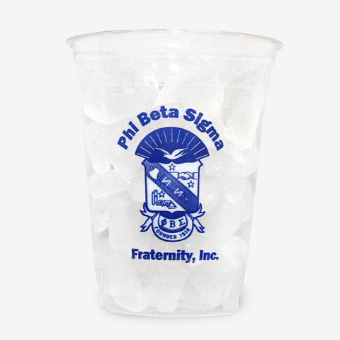 PBS 16 oz Clear Plastic Cup (24ct)