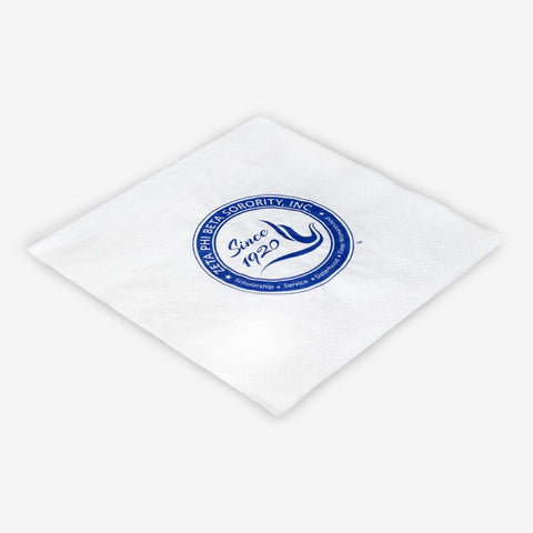 ZPB - Zeta Phi Beta - Dinner Napkins (20ct)