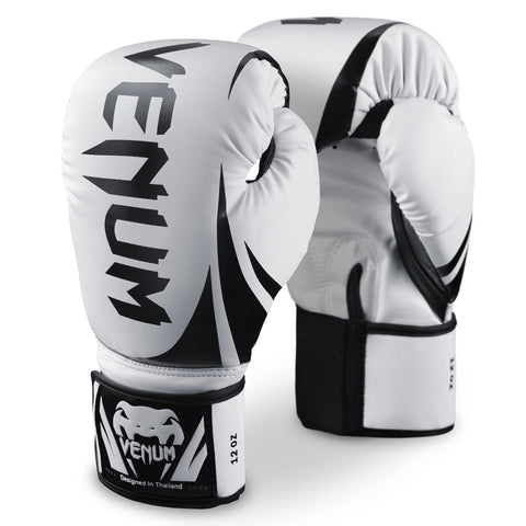 "Venum Boxing Gloves ""Challenger 2.0"" - White"