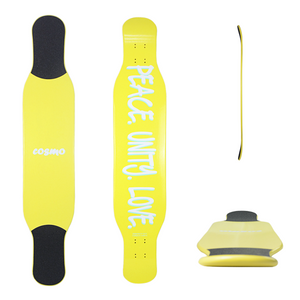 GROOVIE DANCER 46 DECK - Cosmo Longboard Co.