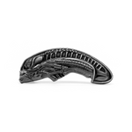 Xenomorph molded pin