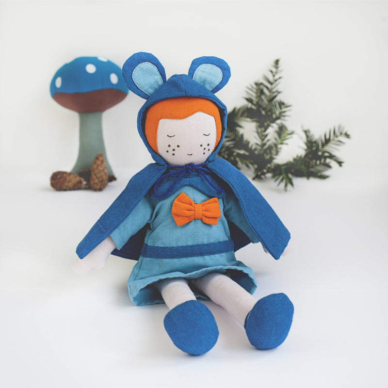 The Bluebell Doll