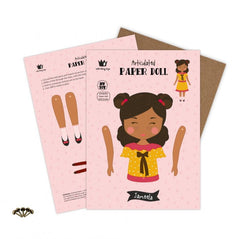 Jameela Paper Doll