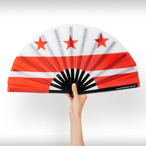 DC Flag Clack Fan™