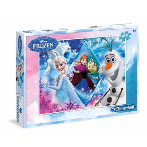 Clementoni - Frozen Special Collection 100 Pcs