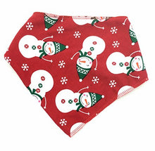 Christmas Pet Costume Bandana for Dogs Accessory for Dogs Small Animals