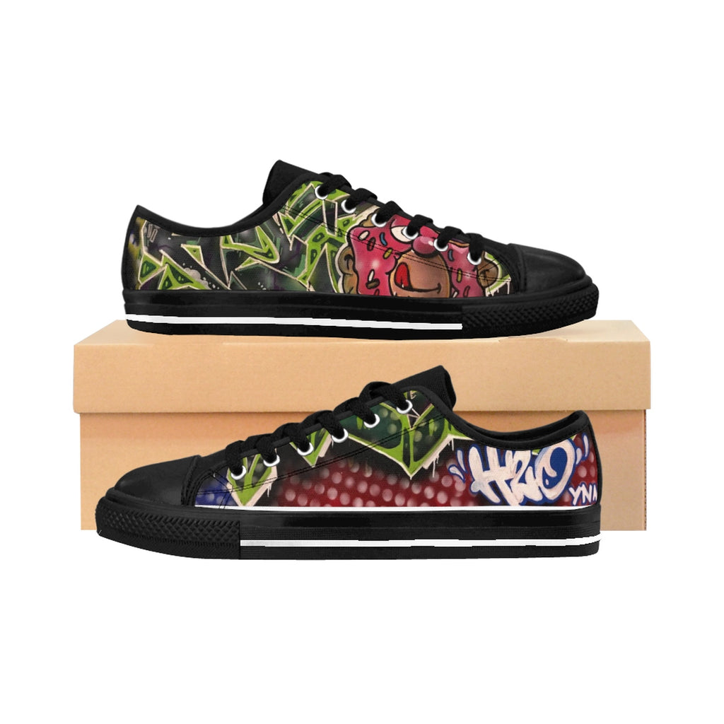 Graffitiiconz Men's Sneakers