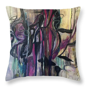 Untitled - Throw Pillow