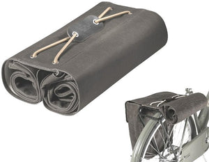 Roll Up Panniers Grey
