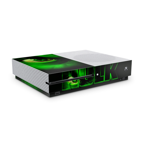Xbox one S Hulk Design